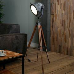 Themis vloerlamp driepoot